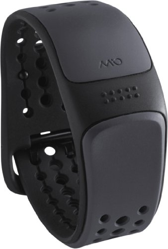 Mio 56P-GRY-L Link Heart Rate Monitor