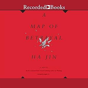 A Map of Betrayal Audiobook