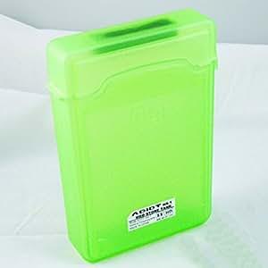"""Vert 3.5""""Portable IDE Sata HDD Boitier Externe Drive Etui Case Disque Dur Protection Plastique"""