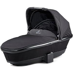 Quinny Tukk Foldable Carrier, Black Devotion