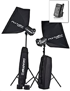 Elinchrom EL 20753 KIT Style 250/250 BXRi To Go Kit