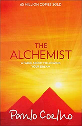 Image result for the alchemist book