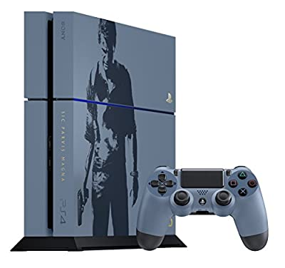Uncharted 4: A Thief's End Plus PS4 1TB Special Edition Console from Sony