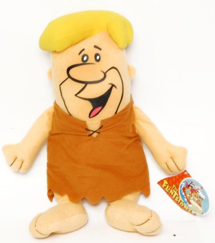 "The Flinstones 13"" Plush Barney Rubble - 1"