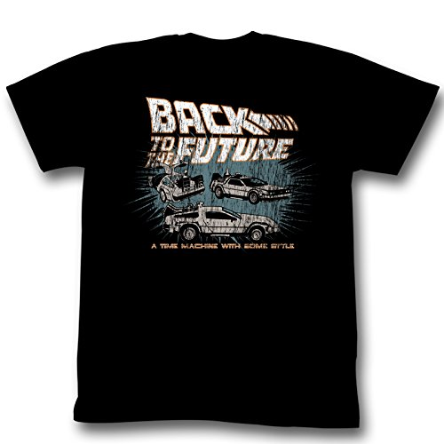 Back To The Future Time Machine BTF Adult
