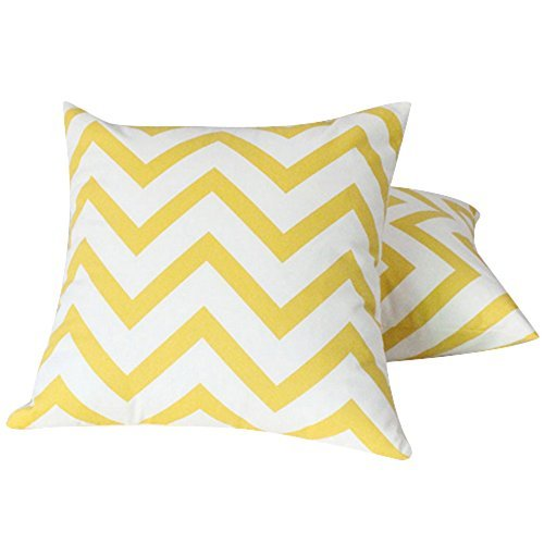 new-arrvial-chevron-zig-wave-linen-cotton-cushion-cover-home-decor-throw-pillow-case-yellow