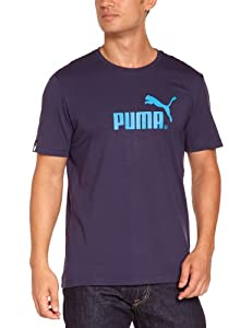 Puma FD LL No1 T-Shirt homme Peacoat FR : 44/46 (Taille Fabricant : S)
