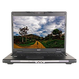 Acer Aspire AS5515-5831 Athlon 2650e 1.6GHz 2GB 160GB DVD�RW DL 15.4 Vista Qualified in Basic w/Webcam