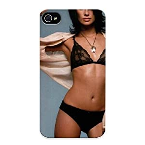 Lena Headey Case Compatible With Iphone 4/4s/ Hot Protection Case(best
