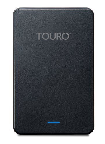 HGST Touro Mobile 1TB USB 3.0 External Hard Drive,