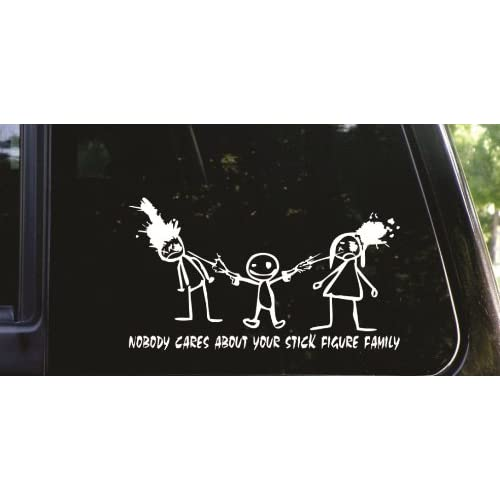 LARGE Nobody cares about your stick figure family   11 3