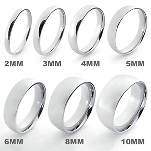 daesar-stainless-steel-rings-mens-womens-rings-silver-wedding-bands-for-couples-10mm-size7