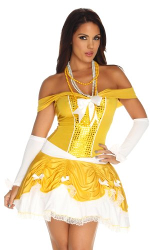 Forplay Women's Undeniable Beauty Adult Sized Costumes