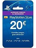 PlayStation Plus - Tarjeta Prepago 20 euros