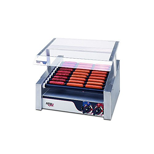 APW Wyott HRS-31S XPERT™ Series Slanted HotRod Roller Grill