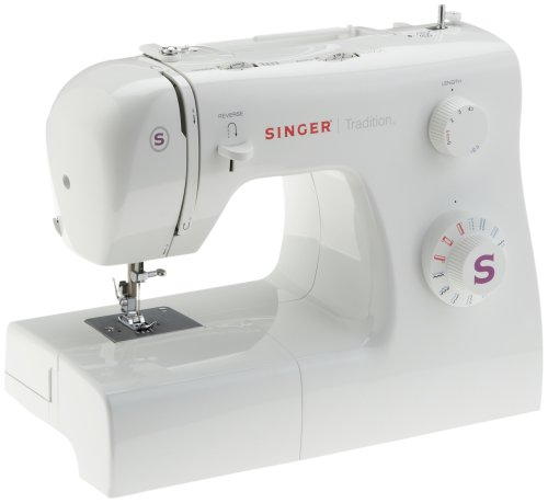 Singer 42263 Machine à  Coudre Tradition 34 Points Ajustables Boutonnière 4 Temps