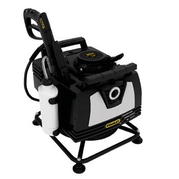 Stanley 2750 Psi 6.5 Hp 2.5 Gpm Gas Pressure Washer With High Pressure Variable Spray Gun