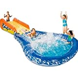 Chad Valley Cannonball Splash Inflatable Water Slide