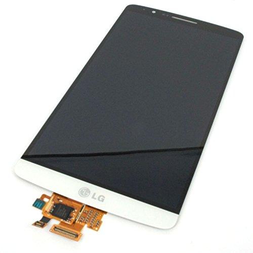Brand New Full Panel Lcd Display Screen Touch Digitizer Assembly For Lg Optimus G3 D830 D855 D851 Vs985 D850 (White)