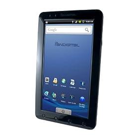 Pandigital Novel Android 2GB 9-Inch WiFi Multimedia Tablet and Color eReader RR90L200 (Black) - Factory Remanufactured