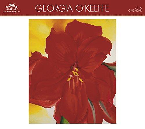 Georgia O'Keeffe Wall Calendar (2016) PDF