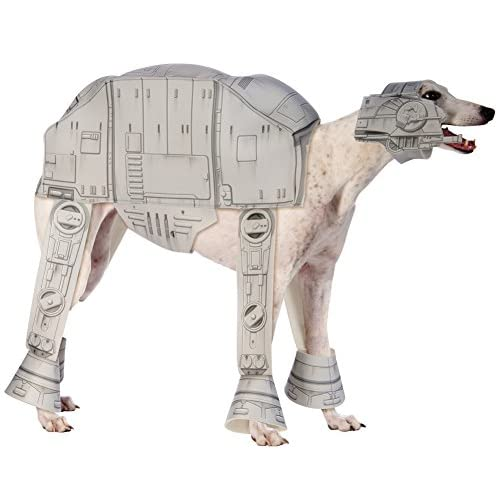 "At-At Imperial Walker Dog Costume Size: Small (11"" L)"