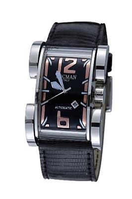 Locman Women's 501BKGN Latin Lover Collection Steel Watch