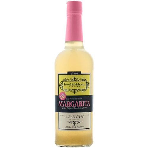 Powell and Mahoney Vintage Original Low Calorie Margarita Cocktail Mixer