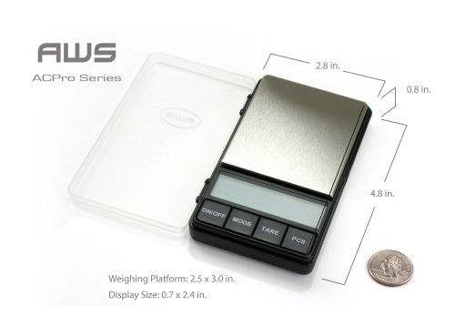 AWS AC PRO SERIES 200 X 0.01G