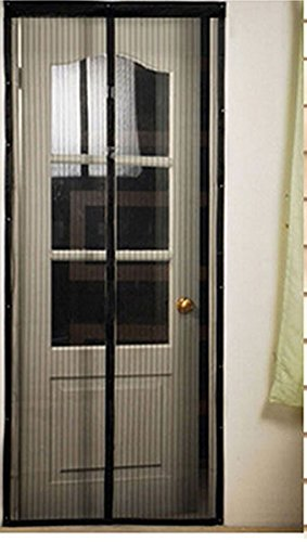 Greenery 2015 trendy magnetic screen door heavy duty for Retractable screen door replacement magnet