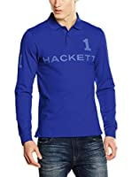 Hackett London Polo Hkt Reflective (Azul Tinta)