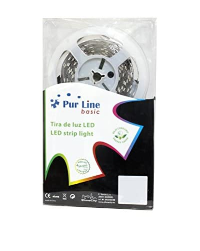 Purline Kit Completo Led 5050 Smd Rgb 1 M Interior Y Exterior