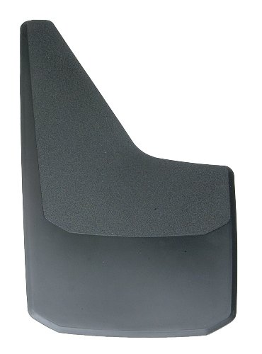 RoadSport 4322 'C' Series Universal Fit Premiere Splash Guard (Plain Black; 18