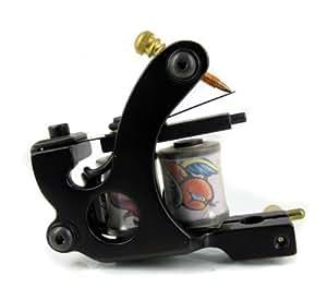 Buy steel tattoo machine 39 sweeper 39 liner or shader online for Amazon tattoo machine