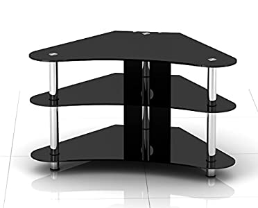 Cheap  Glass Universal TV Stand for LED LCD Plasma 32