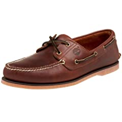 Timberland Mens Classic Boat Shoe by Timberland