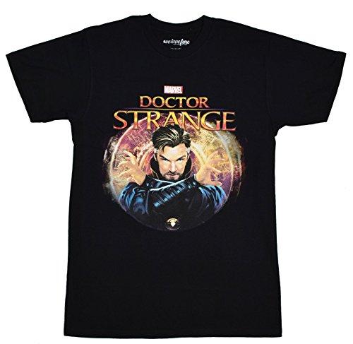 Marvel Doctor Strange Mystic Movie T-shirt