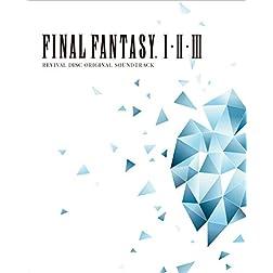 Final Fantasy I II III: O.S.T. Revival [Blu-ray]