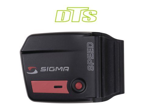 SIGMA SPORT Geschwindigkeits-Sender Rad 2 fr Bike Computer BC 1106 DTS und BC 1606L DTS