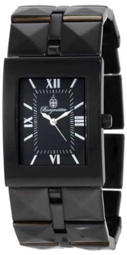 Burgmeister Venus Bm501-422 Ladies Analogue Quartz Wristwatch Black