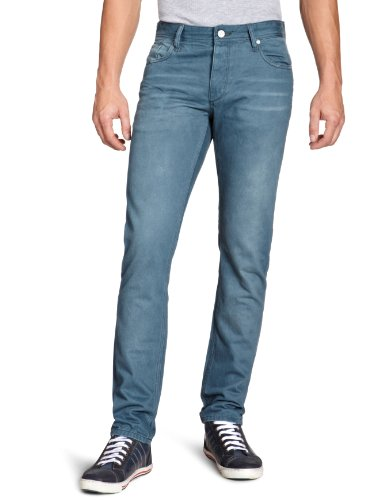 Jack and Jones Tim Original Slim Men's Jeans Orion Blue W36INxL32IN