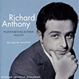 Platinum Collection : Richard Anthony (Coffret 3 CD)par Richard Anthony