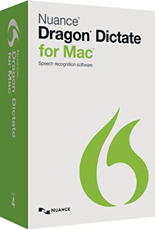 Dragon Dictate for Mac 4.0 (Mac)
