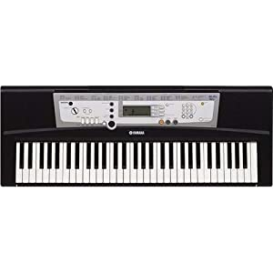 Yamaha ypt 230 keyboard w ac adapter electronics for Yamaha keyboard amazon