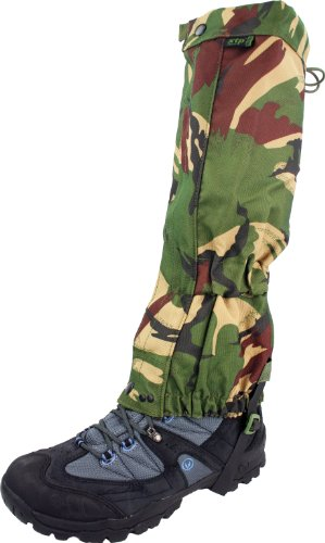 Highlander Military Gaiter - Camo