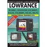 echange, troc Lowrance Sonar X-100c X105cdf X-136df X-135 [Import USA Zone 1]