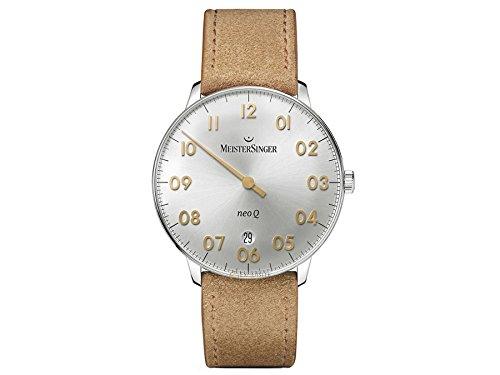 MeisterSinger reloj hombres Neo Q NQ901GN