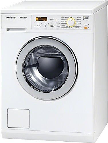 Miele WT2796WPM D LW wash-dry Waschtrockner / 816 kWh / Beim Trocknen Zeit und Strom sparen, Thermoschleudern / Waschen und dabei ungestört entspannen Funktion Extra leise / lotosweiß