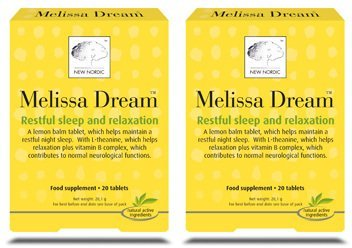 Melissa Dream - 20tabs
