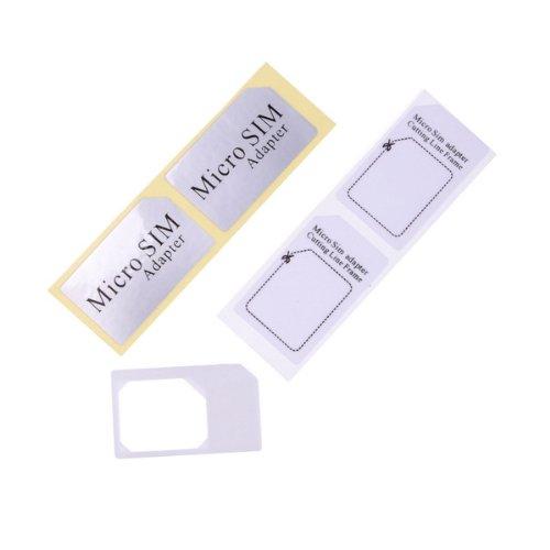 Imagen de AFC Trident Micro SIM Card Adapter para el iPad de Apple y el iPhone 4